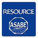 ASABE's Resource Magazine icon