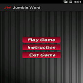 Jumble Words