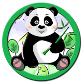 Panda Bubble Popping