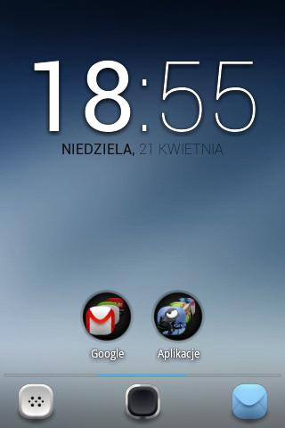 Screenshot for Modern Android icon pack in Hong Kong Play Store