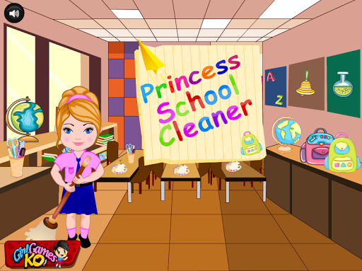 Princess School Cleaner