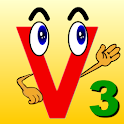 AbiTalk ABC Phonics Spelling icon