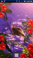Screenshot of Tropical Ocean-Twilight