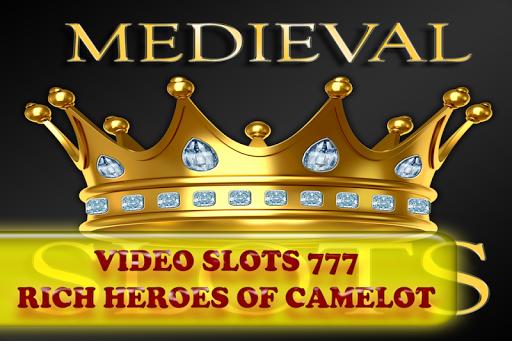 Slots - King Cash of Camelot