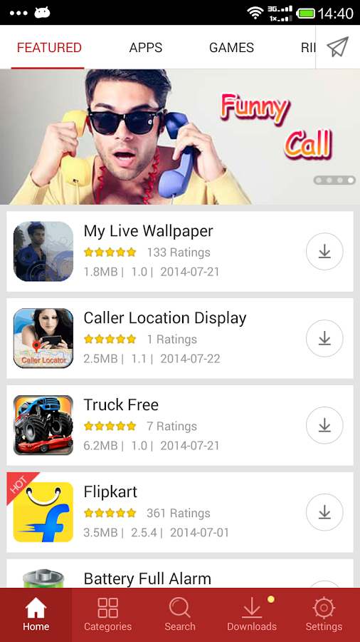 9Apps: Game,Wallpaper Download free android for India