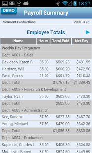 Payroll – RUN Powered by ADP - screenshot thumbnail