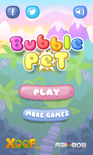 Bubble Pet Puzzle- screenshot thumbnail