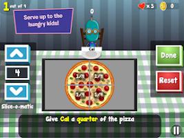 Screenshot of Pizza Party - SylvanPlay™