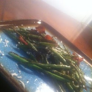 Southern Fried Green Beans.