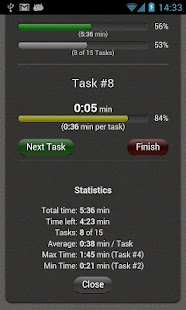 Multi Task Timer Free- screenshot thumbnail