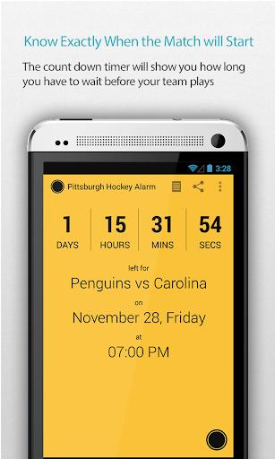 Pittsburgh Hockey Alarm