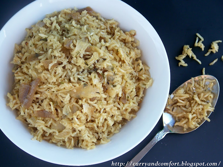 French Onion Savory Rice Recipe