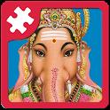 Dieux hindous jeu de puzzle icon