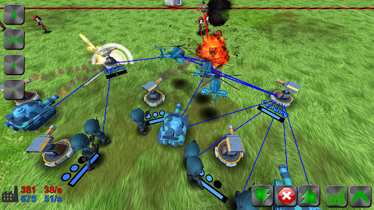 WAR! Showdown RTS PREMIUM v1.0.12