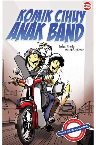 Komik Cihuy Anak Band Preview