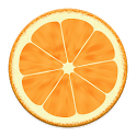 GPS-Trace Orange Client icon