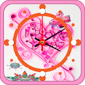 Valentine Clock