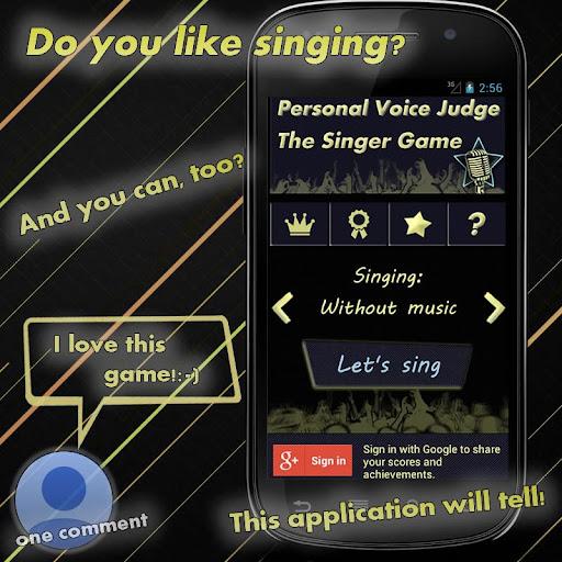 Personal Voice Judge 2.81.180430 screenshots 2