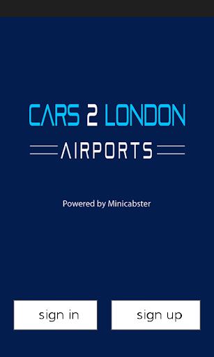 Cars 2 London Airports