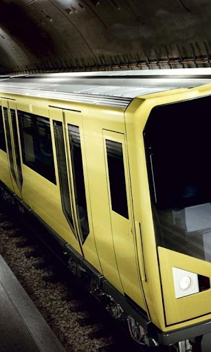 ジグソーパズル列車