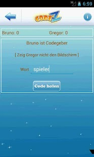 Code-Z: Wortspiel - Deutsch- screenshot thumbnail