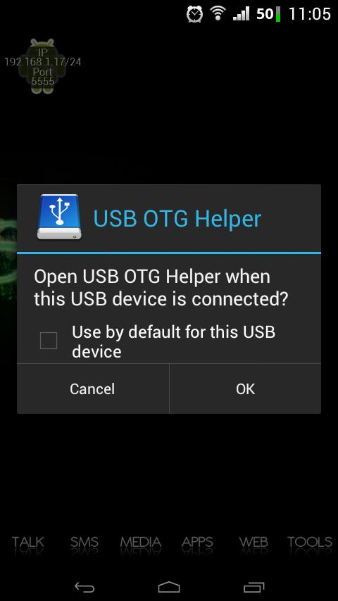 USB OTG Helper Donate Key- screenshot