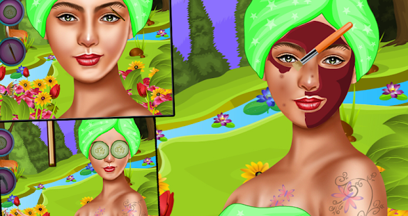 Kids spa makeover - Fairy - screenshot thumbnail