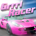 GRRRL Racer Car Racing Games icon