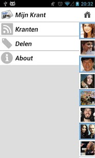 mijn Krant - screenshot thumbnail