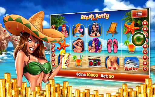 Beach Girls Slot Machine Pokie