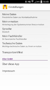 Alber Gmbh e motion m15 android apps on play