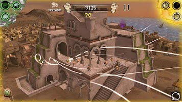Screenshot of Babel Rising 3D