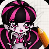 Draw Monster School