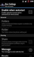 Screenshot of Auto Uploader