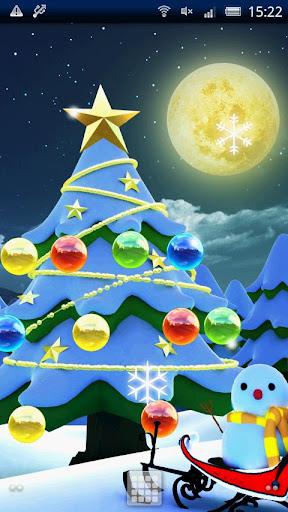 玩個人化App|Christmas☆Snow免費|APP試玩