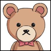 神様のメモ帳(アニメ)-タッチロゴライブ壁紙