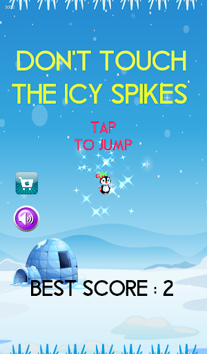 Don't Touch The Icy Spikes