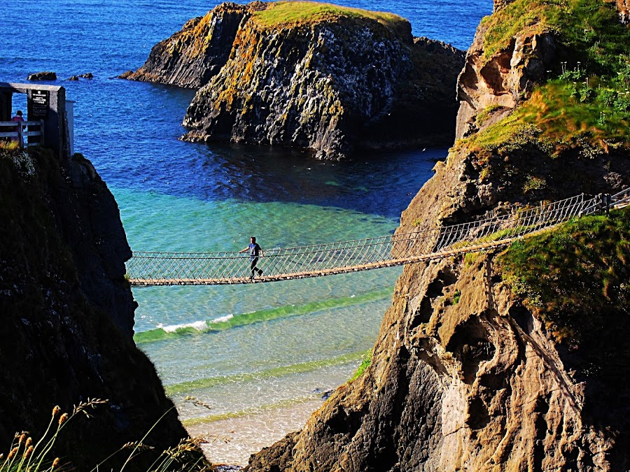 Carrick-a-Rede by Rafal Sych - Instagram & Mobile Other (  )