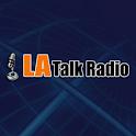 LA TALK RADIO LIVE logo