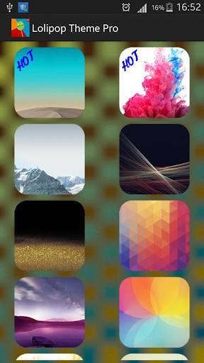 s5 5.0 Lollipop HD Wallpapers