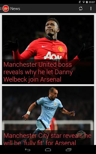 Arsenal Mobile