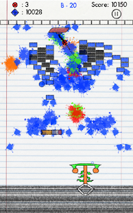 Sketchpad Escape - Brick Break Screenshot 34