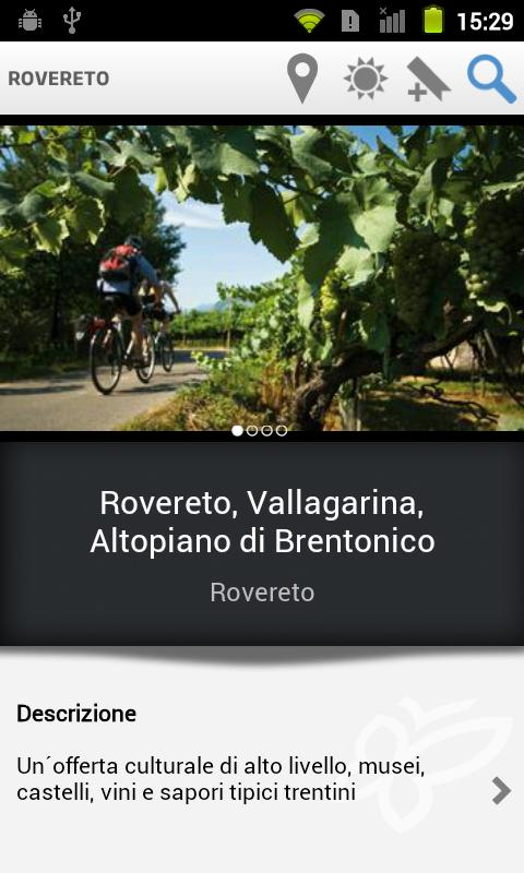 Rovereto Travel Guide- screenshot