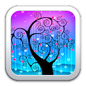 Love Tree Live Wallpaper icon