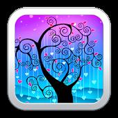 Love Tree Live Wallpaper