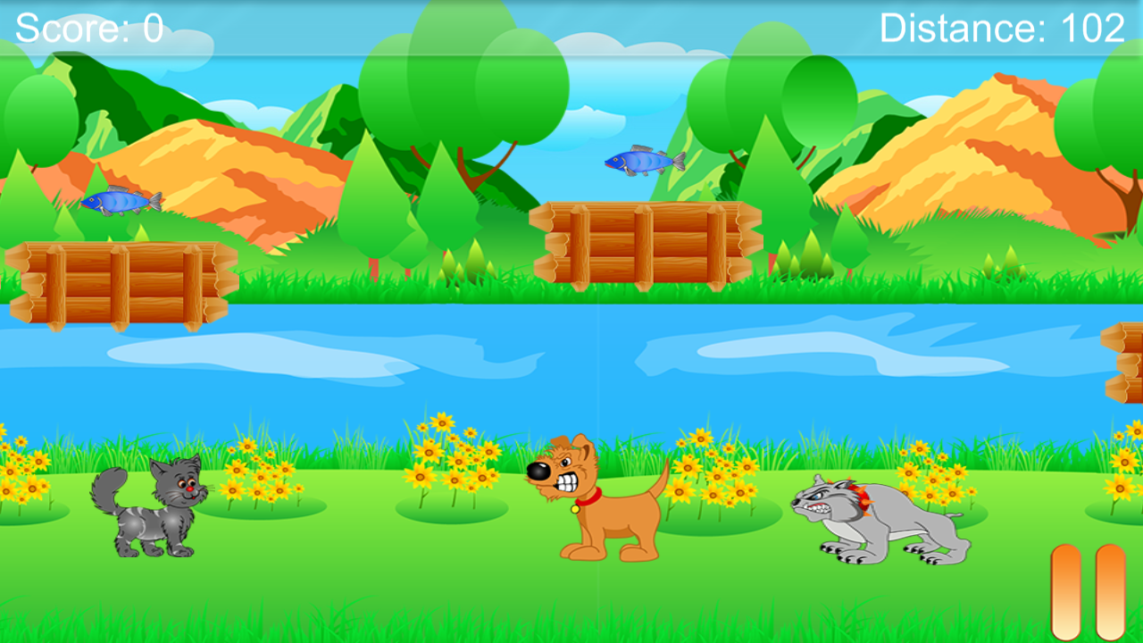 Cat and Dogs - screenshot