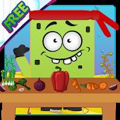 Sponge Green Cutter Bob