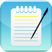Notepad with Reader
