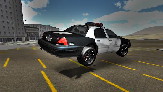 Police-Drift-Car 8