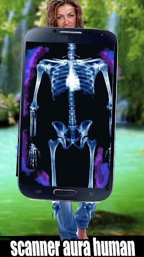 人体扫描仪灵气